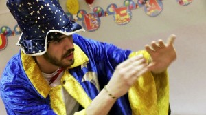 hire clowns for birthday parties magic show