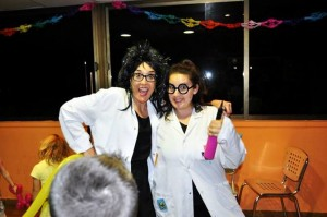 kids themed party science