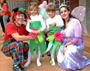 themed parties fairies