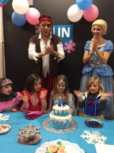kids themed birthdayparty