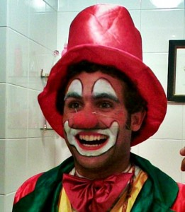 hire clowns for birthday parties classic