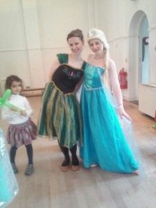 Children's Party Entertainers frozen