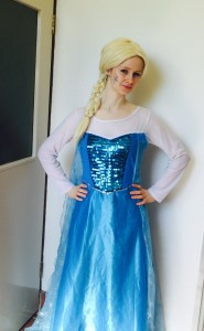 kids themed parties frozen