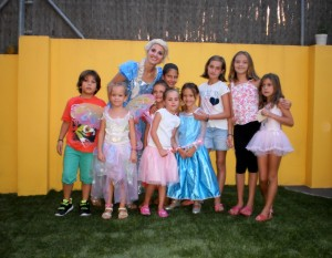 children's entertainers birthday party