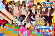 kids party entertainment in UK