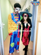 face painters hire halloween