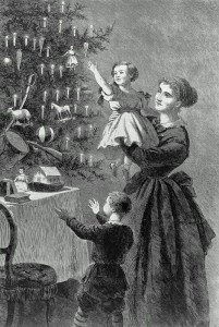 Christmas during the XIX century