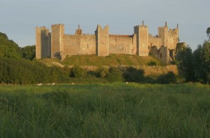 Things to do in the UK with kids castles