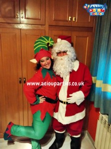 kids themed parties christmas