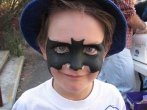 face painters hire batman