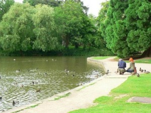 Free children's activities in the UK Bedford_Park