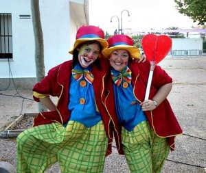 FINDING KIDS BIRTHDAY PARTY VENUES clowns