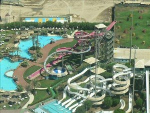 FINDING KIDS BIRTHDAY PARTY VENUES aqua parks