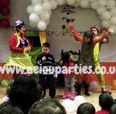 AEIOU KIDS BIRTHDAY ENTERTAINMENT