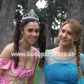 Frozen party London