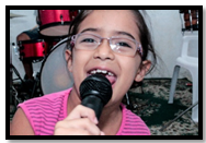 kids birthday party ideas karaoke
