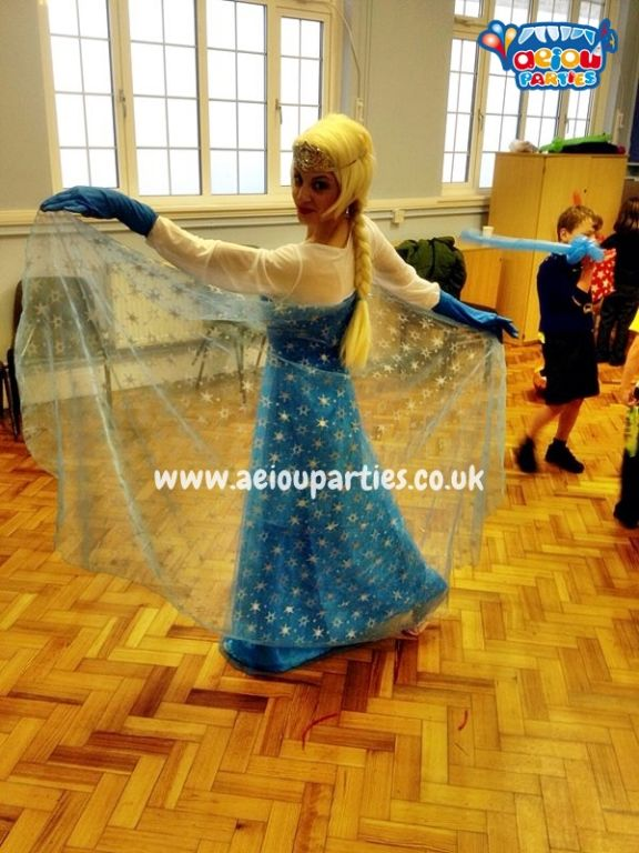 hire a princess for kids birthday party