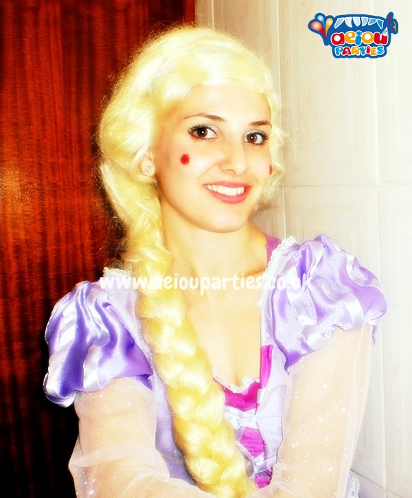 hire a princess for kids birthday parties AEIOU