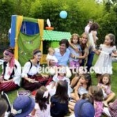 1st birthday parties storytelling