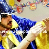 best birthday party magician in London