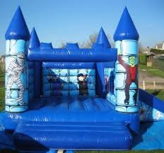hire clowns for birthday bouncy castles