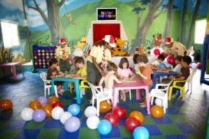hire kids party venues UK
