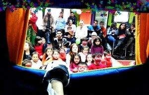 puppet show Activities to do with babies parties