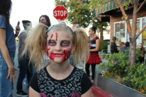 themed facepainting kids parties zombie