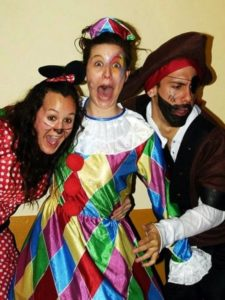 children's parties entertainers