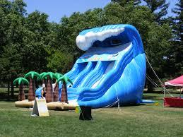 Bouncy castles kids parties