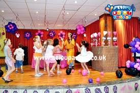 Choreographed songs for kids party