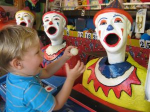 Clown themed parties for boys and girls ideas
