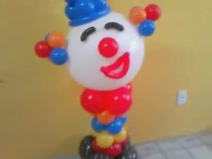 Clown themed parties for children