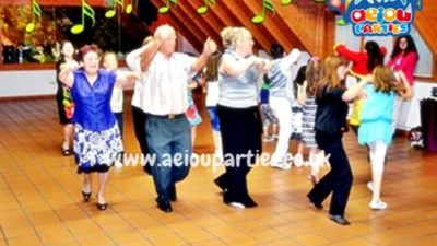 Choreographed songs for kids parties