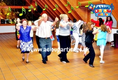 best Choreographed songs for kids parties