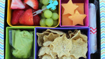 Meal boxes for kids birthday parties