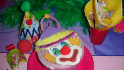How to Organise a Clown Kids Party